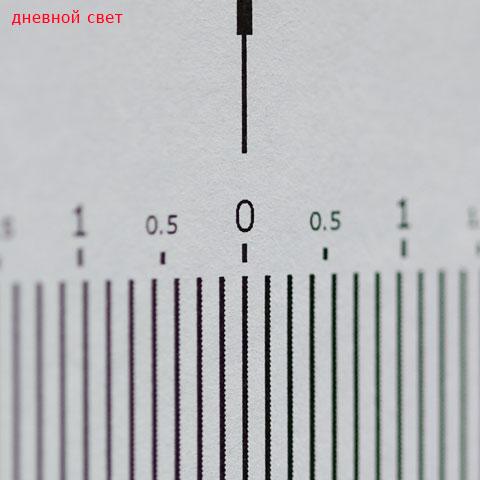 Проверка объектива на бэк-фокус - сравнение работы автофокуса в зависимости от типа освещения - дневной свет