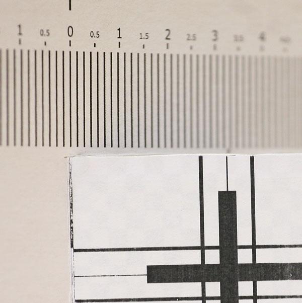 Проверка объектива на бэк-фокус - автофокусировка в пределах ГРИП