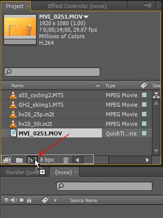 Как сделать видео в after effects фото 294